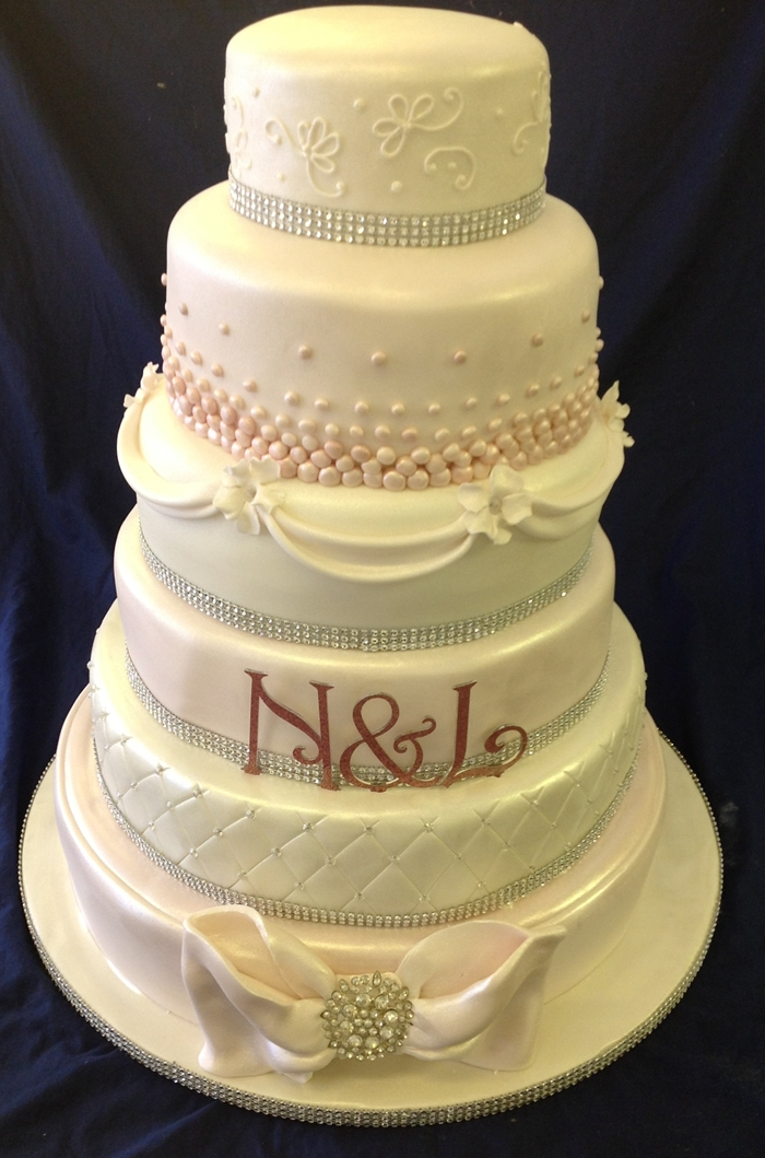 bling wedding cakes uk the cake shop maypole birmingham 11936